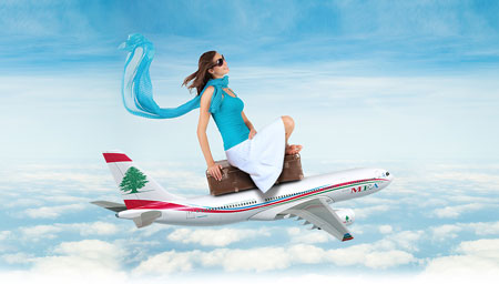 Middle East Airlines - Book your flight tickets to worldwide